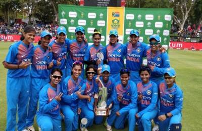 India women beat South Africa women in 5th T20I in Cape Town, win series 3-1