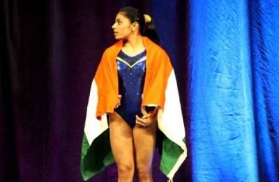 HISTORY CREATED: Aruna Budda Reddy wins first medal for India in Gymnastics World Cup; clinches bronze medal