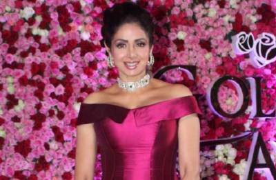 NOT Mom but THIS will be Sridevi's LAST outing on the silver screen