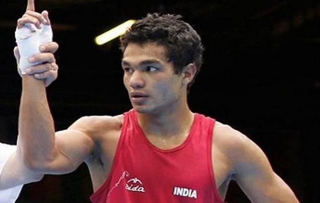 Indian boxer Vikas Krishan - File Photo