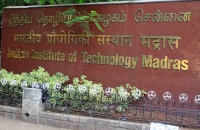 Sanskrit invocation song at IIT Madras event attended by central ministers sparks row