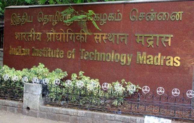 Sanskrit invocation song at IIT Madras event attended by central ministers sparks row (Source: PTI)
