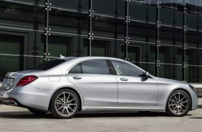 Mercedes Benz launches India's first BS-VI diesel car S 350d in market with starting price of Rs 1.33 crore