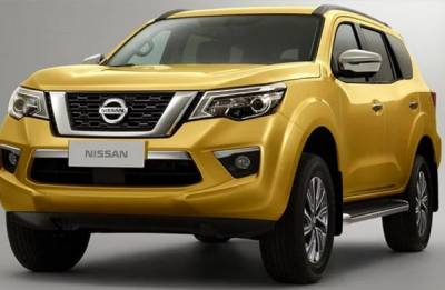 Nissan Terra SUV officially revealed for China, other Asian markets to follow soon