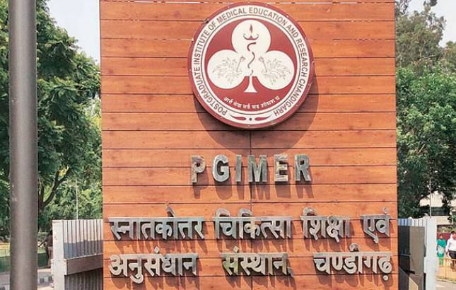 PGIMER junior student from Tamil Nadu commits suicide by hanging self (Source: PTI)