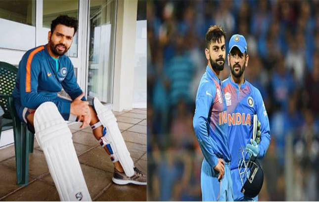 When was the last time team India played T-20 series without Virat Kohli, MS Dhoni?(Source - Twitter)