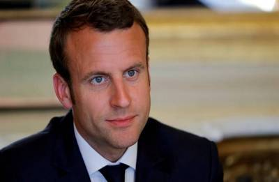 French President Emmanuel Macron to visit US on April 23-25