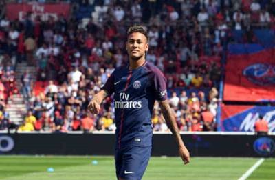 Neymar out 'at least six weeks' and to miss Real Madrid clash