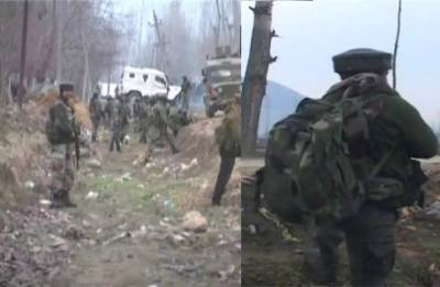 Jammu and Kashmir: Encounter underway between security forces, militants in Bandipora; one LeT terrorist killed