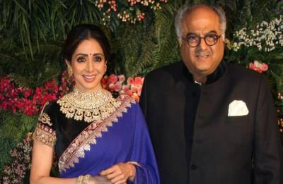 Boney Kapoor remembers Sridevi, love of his life; Shares one last post from actress' Twitter handle