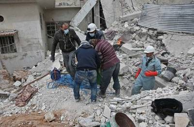 Syria's Ghouta enclave assault death toll tops 600 post Russian bombardment on rebel enclaves