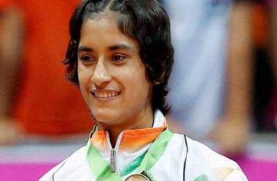 Vinesh Phogat makes India proud, secures silver at Asian Wrestling Championships