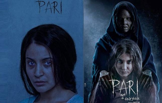 Pari movie review: Anushka Sharma starrer sends chills to your spine, but lack effective story line