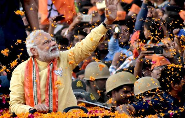 Assembly Election 2018: BJP demolishes Left citadel in Tripura, certain to be part of govt in Nagaland (PTI Photo)