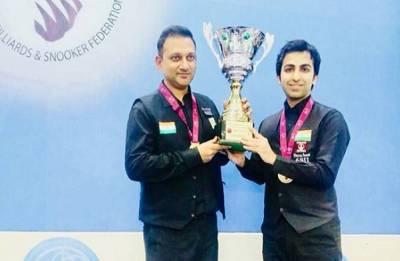 IBSF Snooker Team World Cup: Pankaj Advani-led India pip Pakistan to win title