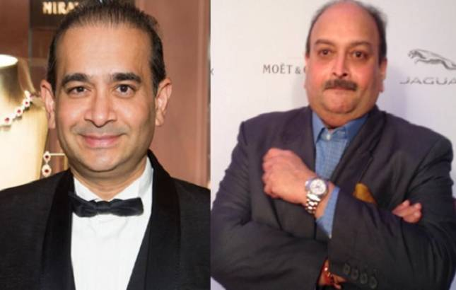 Nirav Modi and Mehul Choksi (Image Source: PTI)
