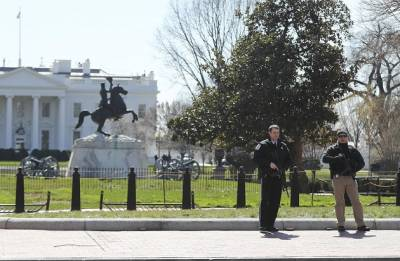 Man shoots himself to death near White House: Authorities