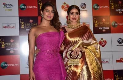 Priyanka Chopra pens emotional eulogy on Sridevi, says 'She Was My Childhood'