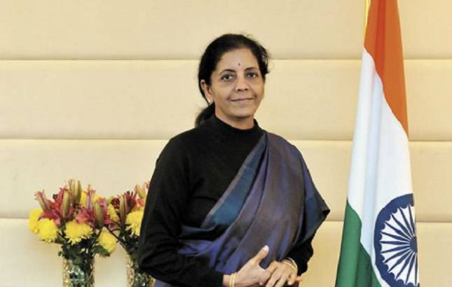 Nirmala Sitharaman - File Photo