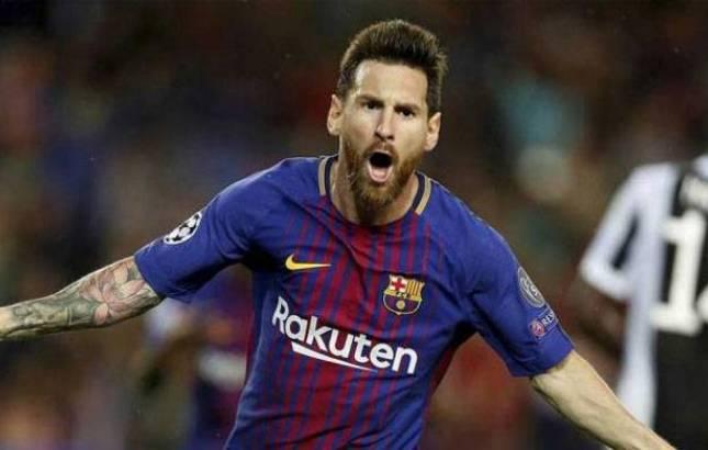 Messi scores his 600th career goal (Image Source: PTI)