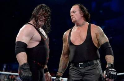 WWE: 'Brothers of Destruction' Undertaker-Kane REUNITE again (see pic)
