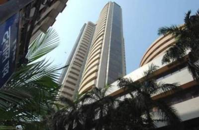 Sensex falls below 34000, Nifty below 10400 owing to heavy losses in Metal, Auto, Oil and Gas, Banking and PSU stocks