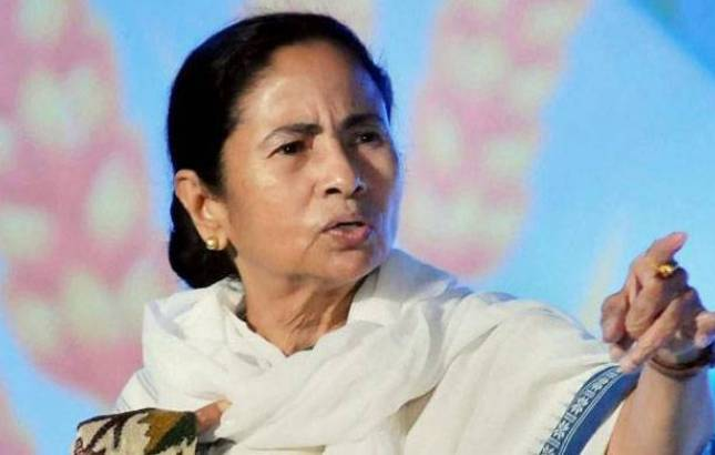 Mamata Banerjee says BJP-RSS trying to inflict riot in West Bengal (File Photo)