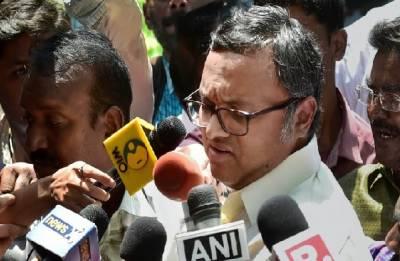 INX Media case: Special court extends Karti Chidambaram's CBI custody by three days