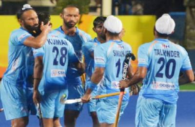 Sultan Azlan Shah Cup 2018: India crushes Malaysia to stay alive in the tournament