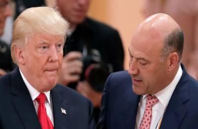 President Donald Trump's top economic advisor Gary Cohn resigns after tariff dispute