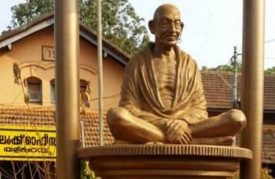 Mahatma Gandhi's statue vandalised in Kerala's Kannur, Ambedkar's idol damaged in Chennai despite Govt's stern warning against such acts