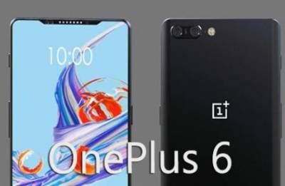 OnePlus 6 will feature iPhone X-like notch, Snapdragon 845 processor and a 19:9 display