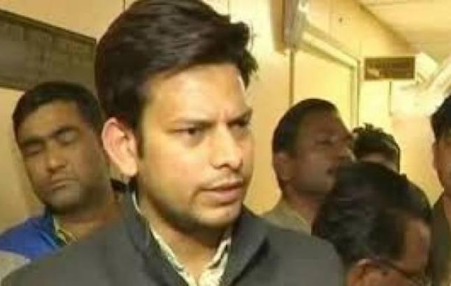 AAP MLA Prakash Jarwal - File Photo