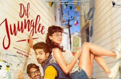 Dil Juunglee: Saqib Saleem, Taapsee Pannu's cliched love story is a roller coaster ride
