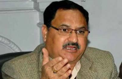 Union minister JP Nadda files nomination for Rajya Sabha seat in Himachal