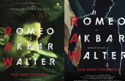 NOT Sushant Singh Rajput, THIS actor to play lead in Romeo Akbar Walter
