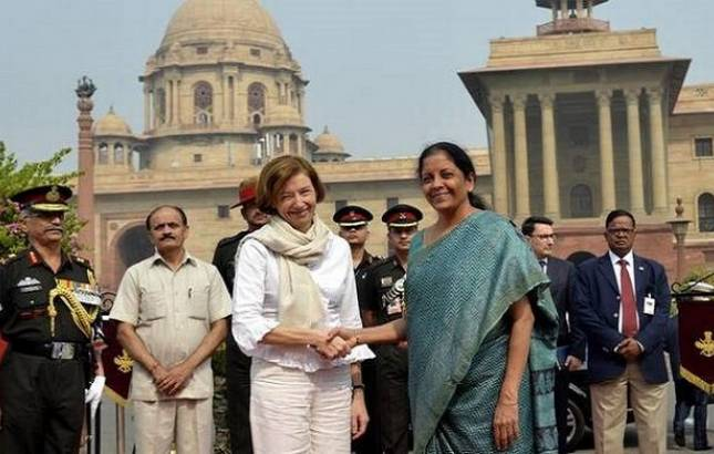 India, France to hold extensive deliberations on boosting defence ties (Photo Source: PTI)