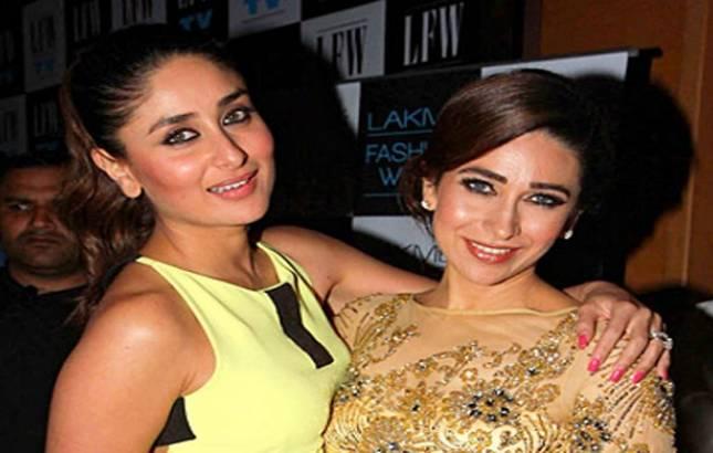 Kareena Kapoor and Karisma Kapoor (Image Source: PTI)