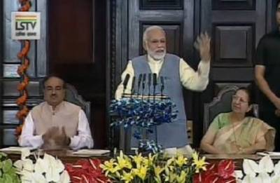 Spirit of competitive, cooperative federalism is good for country: PM Modi at National Legislators Conference launch