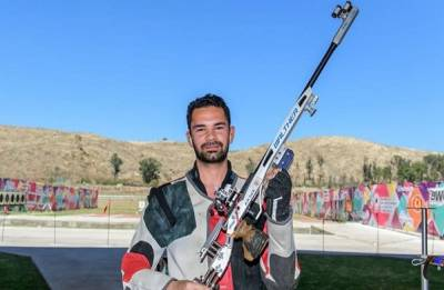 ISSF World Cup: Anish Sheoran CLINCHES gold in men's 50 m rifle prone event