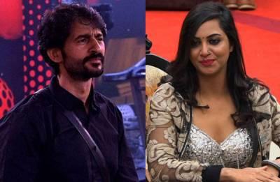 Bigg Boss 11 contestant Hiten Tejwani BLAMES Arshi Khan for his bad luck