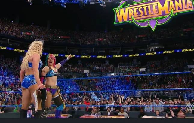 WWE: Five BLOCKBUSTER Matches CONFIRMED for Wrestlemania 34 (Source- WWE's Twitter)