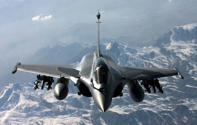 CCS approval for Rafale given 16 months after the announcement in France (File Photo)