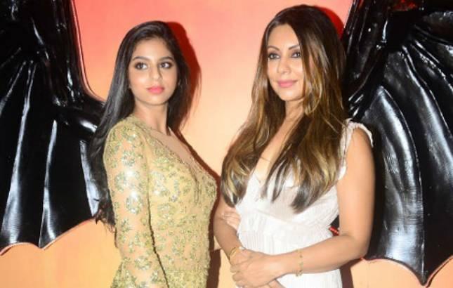 Gauri Khan spill beans about daughter Suhana Khan's debut project