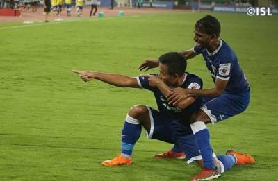 Chennaiyin beat FC Goa 3-0, to face Bengaluru in ISL final