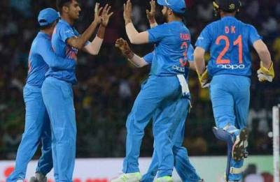 Clinical India beat Sri Lanka by six wickets in Nidahas Trophy