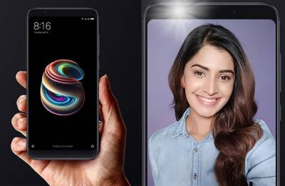 Xiaomi Redmi 5 with 5.7-inch HD+ display launched in India, price starting at Rs 7,999