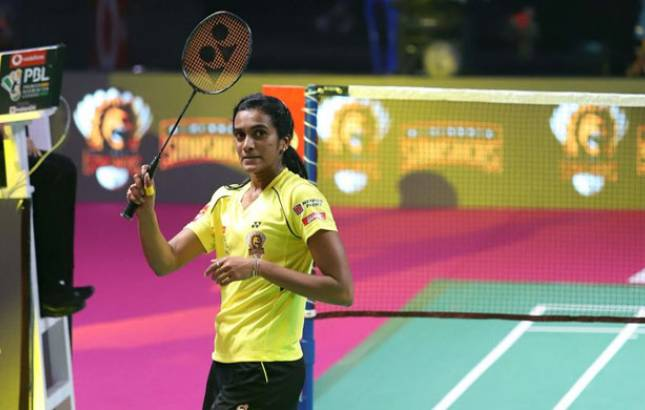 All England Open 2018: PV Sindhu beats Thailand's Chochuwong  (Source: PTI)