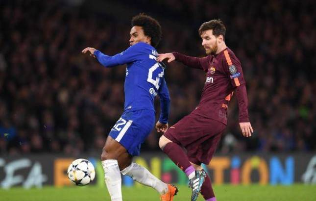 Chelsea will take on Barcelona in the second leg of Champions League Round of 16. (Image Source: PTI)