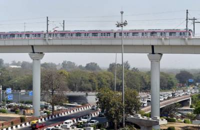 Delhi Metro Pink Line flagged-off by CM Arvind Kejriwal, says government will soon clear Phase-IV project
